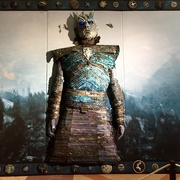 7th Oct 2016 - The Hardhome Embroidery
