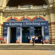 8th Oct 2016 - Knitting and Stitching Show