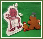 15th Dec 2010 - Presenting The Gingerbread Boys!