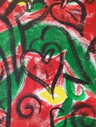 9th Oct 2016 - Painted heart