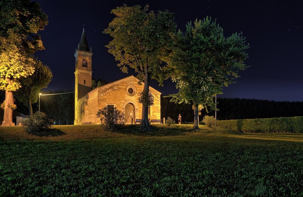 Church of Bastia by spectrum