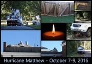 9th Oct 2016 - Hurricane Matthew