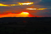 10th Oct 2016 - Wiltshire Sunset