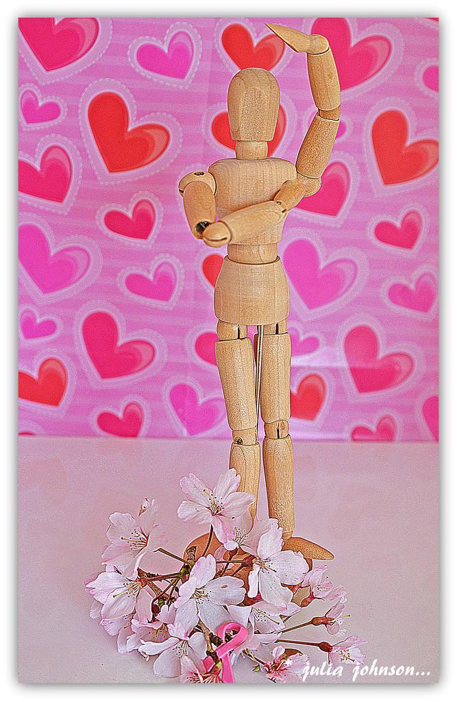 Little Woody  Breast Check...  Pink Week #2 by julzmaioro