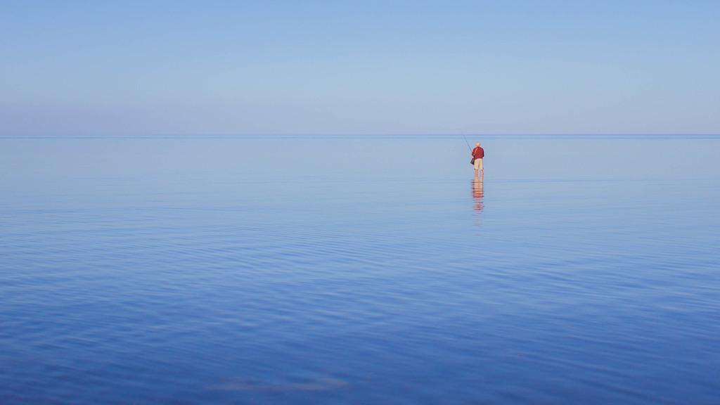 Walking on water by jodies