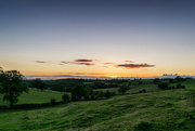 11th Oct 2016 - Sunset and View