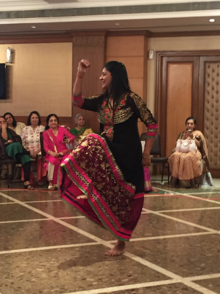 indian film style Dance by veengupta