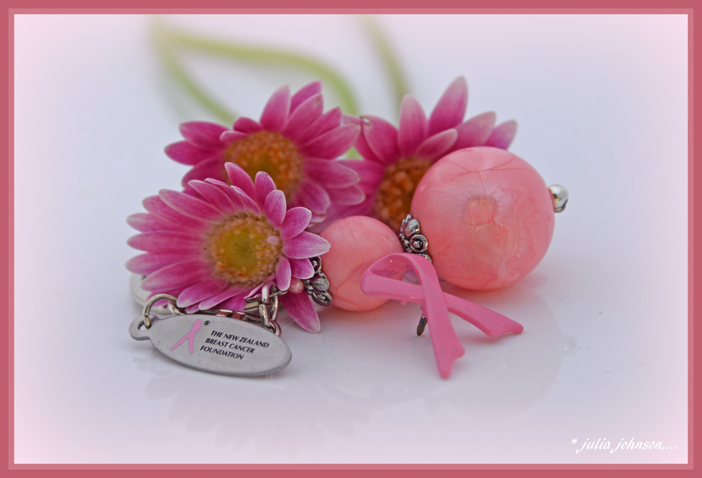 Boobballs.. Pink Week #4 by julzmaioro