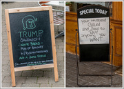 13th Oct 2016 - Signs