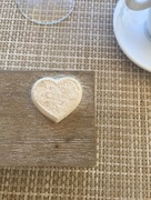 13th Oct 2016 - The little white heart