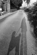 14th Oct 2016 - Me and my shadow