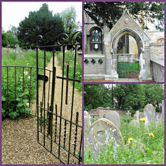 Churchyard. by wendyfrost
