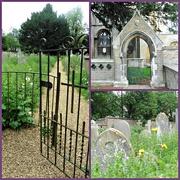 14th Oct 2016 - Churchyard.