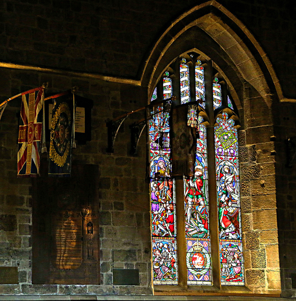 Holy Flag by jesperani