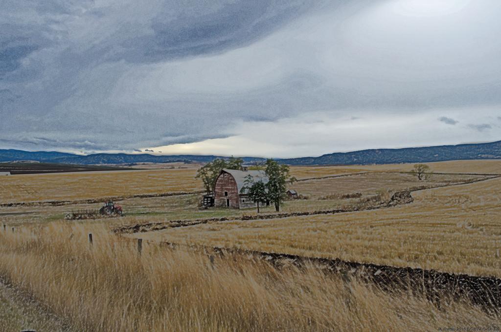 The Barn by byrdlip