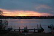 2nd Feb 2016 - Conneaut Lake Sunset