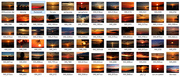 15th Oct 2016 - 72 days of sunsets
