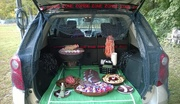 15th Oct 2016 - Zombie Tailgating