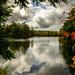 Papermill Lake by novab