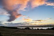17th Oct 2016 - Sunset over Eye Brook