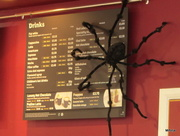 18th Oct 2016 - Insect on the menu.