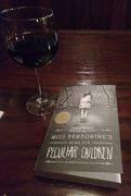 15th Feb 2016 - Book and Wine