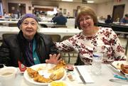 26th Feb 2016 - Mum and Grandma