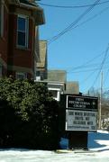 22nd Feb 2016 - Funny Church Sign
