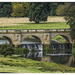 The Robert Adam Bridge at Kedleston Hall by ivan