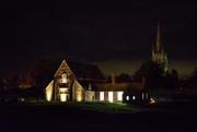 19th Oct 2016 - Oakham Castle by night