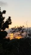 17th Oct 2016 - UCLA parking lot sunset