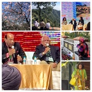 15th Oct 2016 - The Khushwant Singh Literature Festival