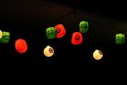 22nd Oct 2016 - porch lights