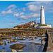 St.Mary's Island,Whitley Bay by carolmw
