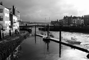 23rd Oct 2016 - OCOLOY Day 297: Whitby - the inner harbour.