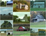 20th Oct 2016 - Barns along the Interstate