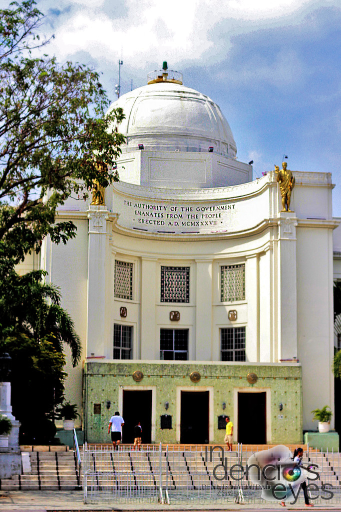 Cebu Provincial Capitol by iamdencio
