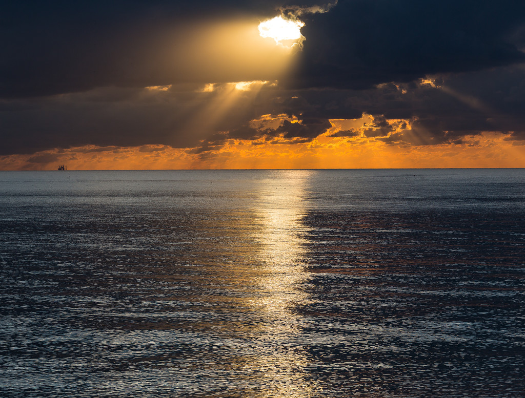 Seaford Sunset by dorsethelen
