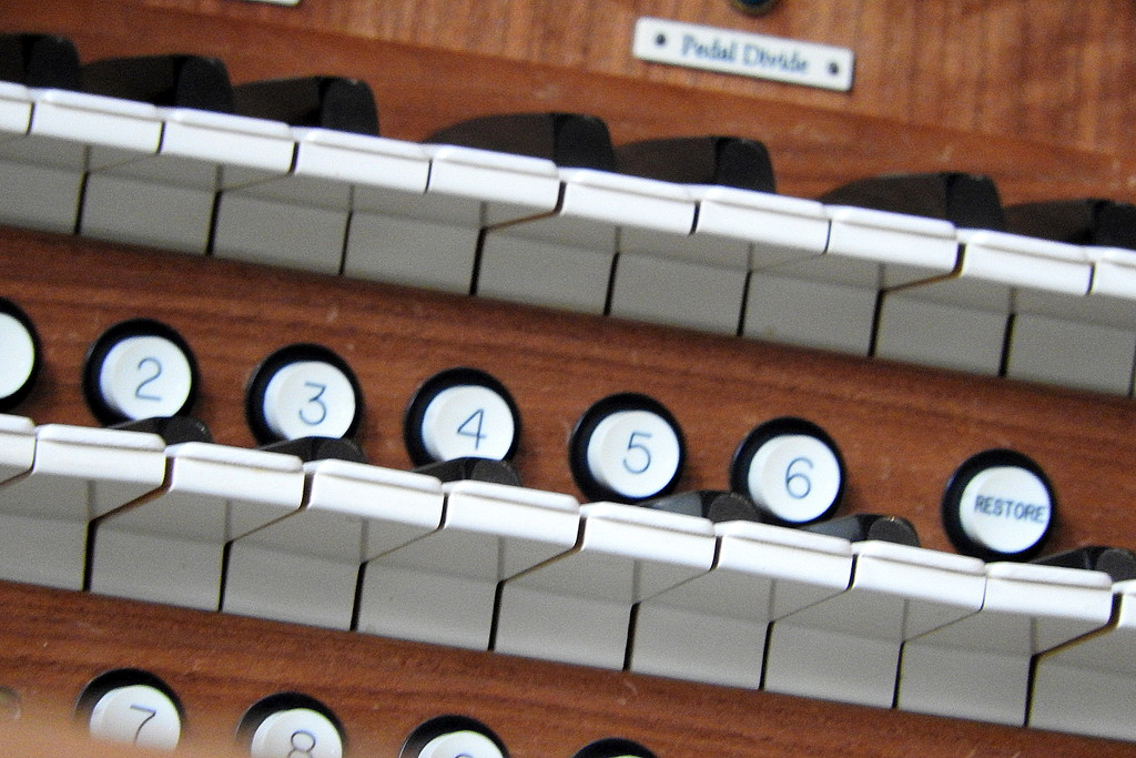 Rows and rows of keys! by homeschoolmom