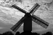 25th Oct 2016 - OCOLOY Day 299: Post Mill at Thorpeness