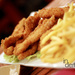 Bread Chicken Fillet and Fries
