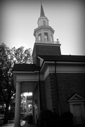 26th Oct 2016 - Church in black and white