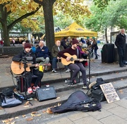 27th Oct 2016 - Buskers