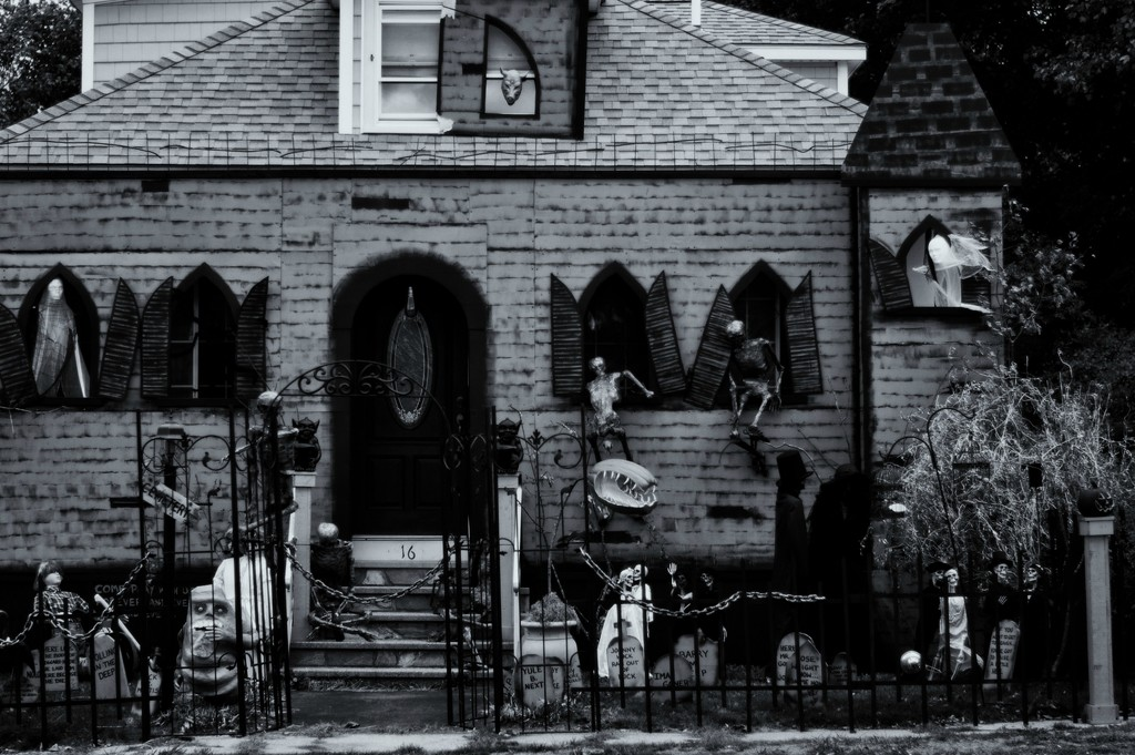 Haunted House by dianen