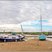 High And Dry (Alnmouth Harbour) by carolmw