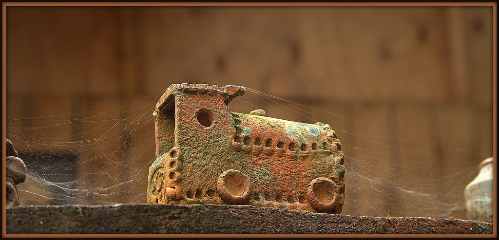 The littlest train by dide