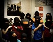 28th Oct 2016 - We Are Ninjas!