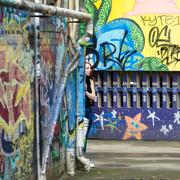 1st Nov 2016 - Girl and Street Arts