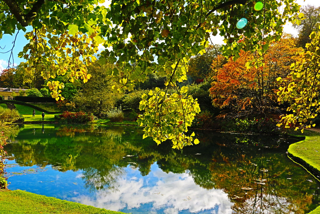 Autumn Reflections by phil_sandford