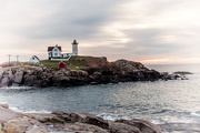 1st Nov 2016 - Early morning at Nubble Light